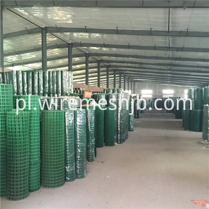 Welded Wire Mesh Europe
