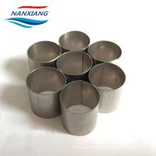 Anel raschig de aço inoxidável metálico de alta qualidade com 304 & 316L