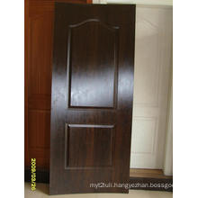 Natural Veneer MDF HDF Mould Door Skin