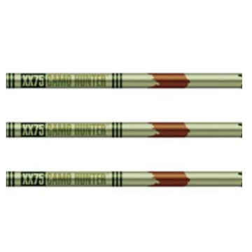 "EXCALIBUR  -  2216 ALUMINIUM ARROWS 20 ""XX75(6PK)"