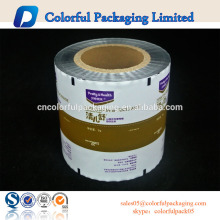 food packaging roll film/multilayer liminating packaging film/plastic bags roll film