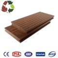 Solid and Hollow WPC Outdoor Flooring