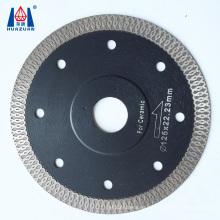 4.5 Inch Cyclone Mesh Turbo Diamond Blades for Ceramic Tile