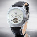 3Atm Leather Strap Automatic Men Luxury Watches