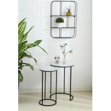 marble side table new design small size