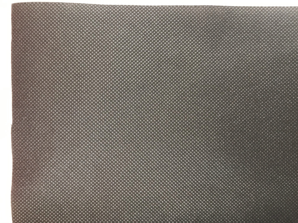 Spring-wrapped Nonwoven Fabric