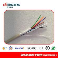 Cable de alarma de escudo de alta calidad 8c
