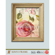 Beautiful wooden frame picture frame