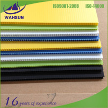 eco-friendly transparent colored plastic sheets