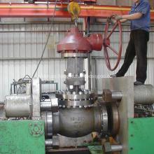 Válvula de globo de acero fundido BS1873
