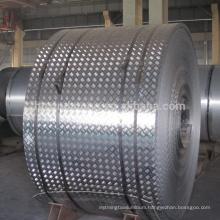 3003 bobina de aluminio estampada rollo