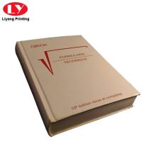 Servizi di stampa di libri cartonati di alta qualità