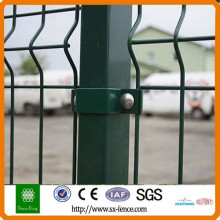 Trade Assurance Cheap PVC Coated 4x4 fence posts metal fence