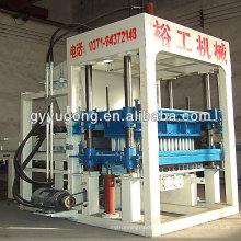 full automatic concrete brick making machine made by Gongyi Yugong