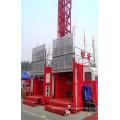 Construction Elevator, Double Cage Electric Construction Hoist for Sale