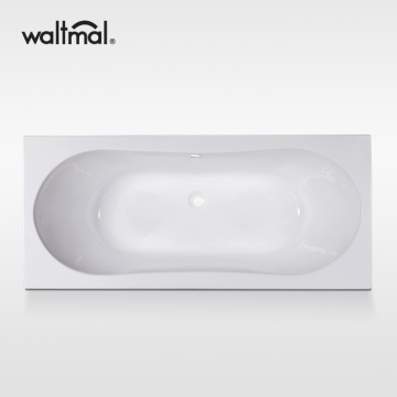 Mono Double Ended Acrylic Bathtub
