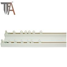 Hardware Curtain Track Oxide Spray White Slide (TF 1808)