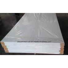 Panneau de mousse de PVC Celuka 2050 * 3050 * 8-10mm épais