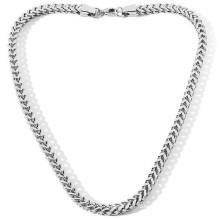 Gros bijoux pour hommes bijoux en argent en acier inoxydable