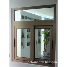 Aluminium Window Double Glazed Aluminium Sliding Window (BEL-2001)