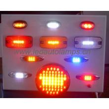 Différentes couleurs Led Tail Light pour camion