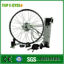 TOP novo hot mountain bicicleta elétrica kit completo