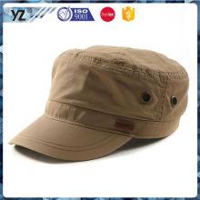 Завод прямой продажи специального дизайна пустой военный шапку из Китая