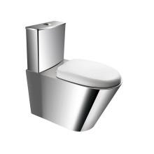 Stainless Steel Toilet (JN49111W)