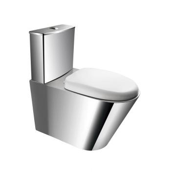 Туалет из нержавеющей стали (JN49111W)