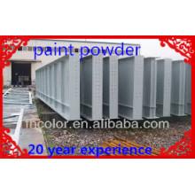 Peinture en polyester pour acier