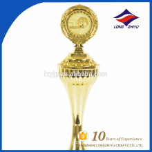 China quality sport gold metal trophy for promotion