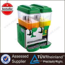 Máquina de distribuição de suco de frutas 24L / 32L / 54L de alta qualidade