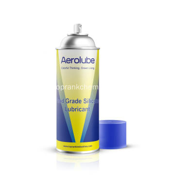 Spray in silicone alimentare