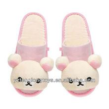 2013 Новый продукт Симпатичный медведь Смешные плюшевые Крытый тапочки