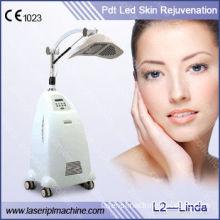Vertical Removal Skin Rejuvenation Machine Led Red Light Facial Machine