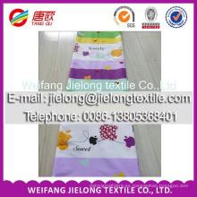 La fábrica de China produce tela de algodón de 235 cm de ancho