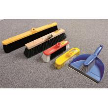Reinigungs-Produkte langer weicher Borsten-Besenkopf industriell