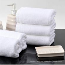 Terry Badetuch aus 100% Baumwolle in weißer Farbe (DPF2433)