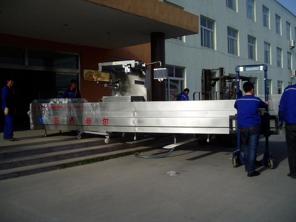 Thermoforming Tray Forming Packing Machine