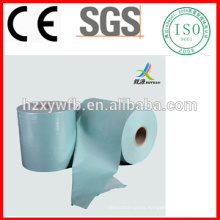 Spunlace Nonwoven Lint Free Industrial Cotton Wiping Rags Industrial Rags
