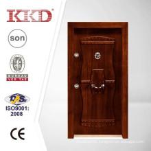 Steel Wood Security Armored Door JKD-TK936 for Apartment Entrance