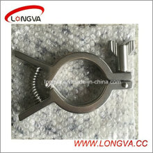 Nouveau type sanitaire S / S Spring Clamp