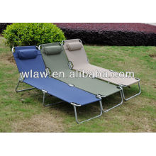 Folding outdoor bed,waterproof fabric