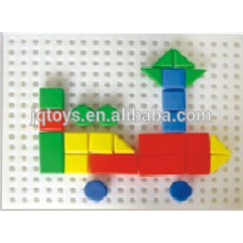 JINGQI Bloco de construção magnético Flapper para crianças