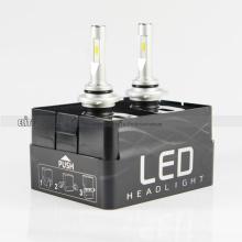 880 881 5202 9005 9006 9012 D-Serie Teile T5 Auto LED-Scheinwerfer 4200lm mit intelligenten Kühlung