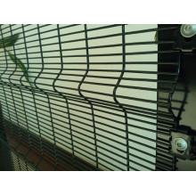 358 Clôture en acier galvanisé