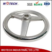Colada de inversión del volante del acero inoxidable del OEM