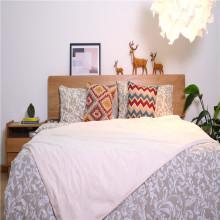 Couvertures de lit pour enfants en flanelle de corail personnalisées populaires