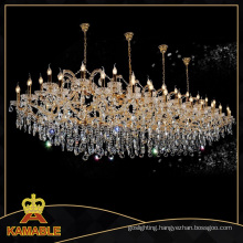 Luxury Decorative Crystal Hotel Chandelier Project Light (MD6104-56)