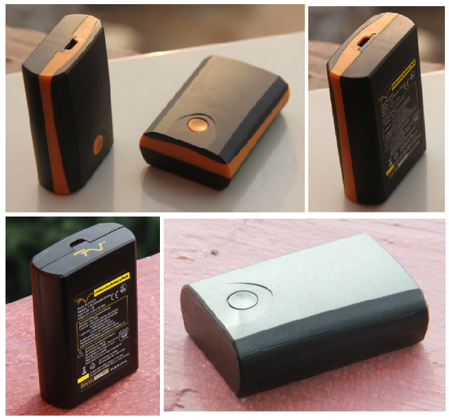 ac244 heated jacket battery pack